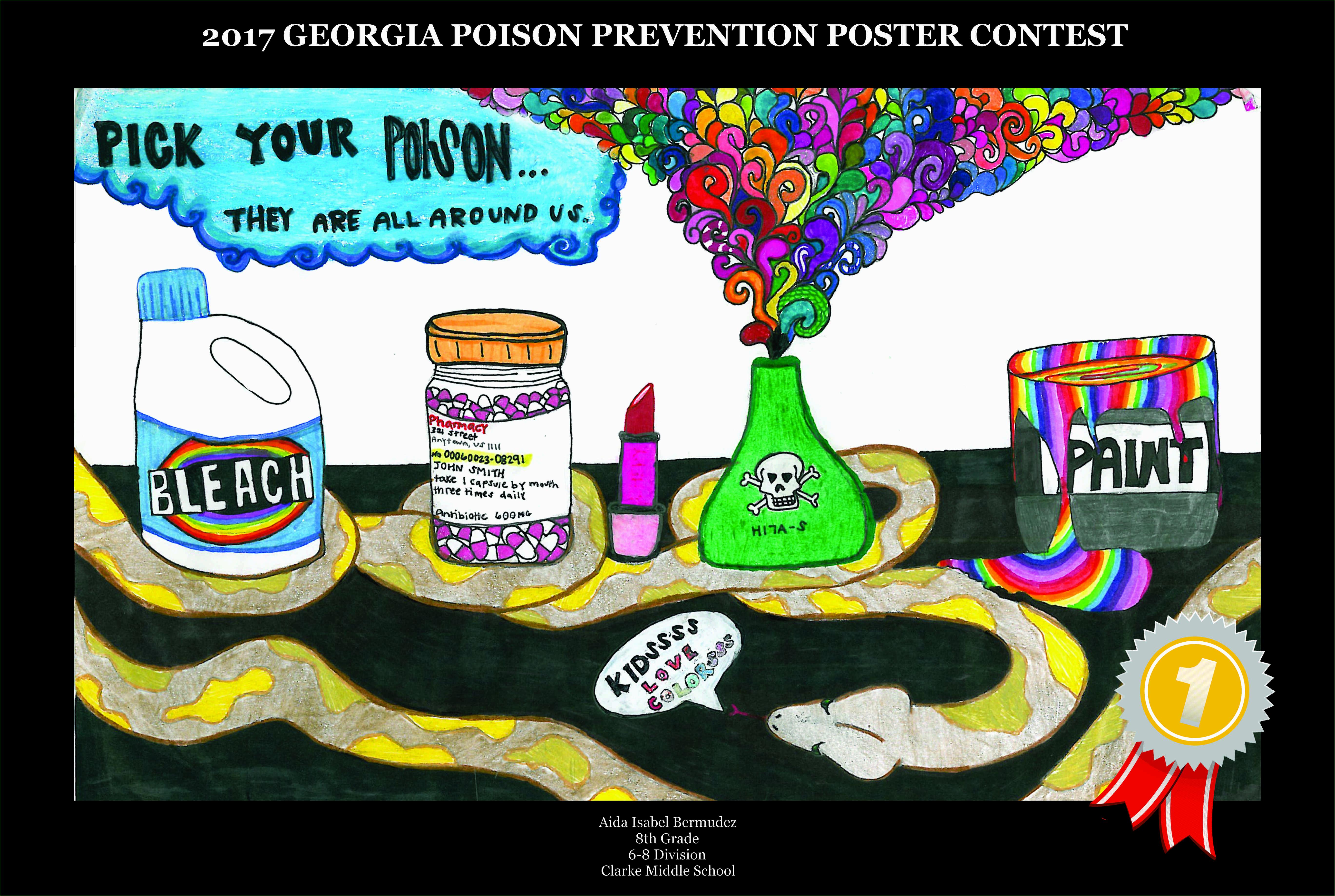 photo Poison Prevention