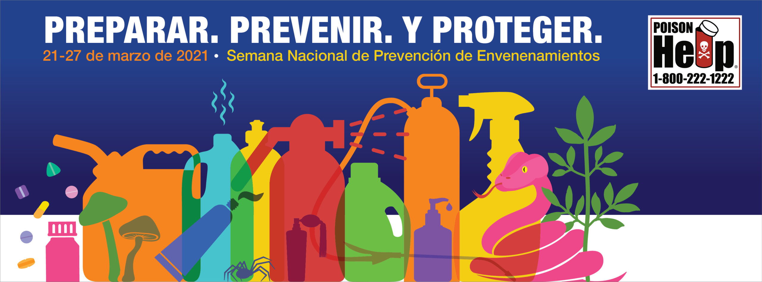 2021 AAPCC National Poison Prevention Week Designs Spanish FINAL Main Banner