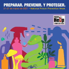 2021 AAPCC National Poison Prevention Week Designs Spanish FINAL Main Image Square