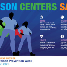 AAPCC 2021 National Poison Prevention Week Infographic Poison Centers Saves Infographic English FINAL